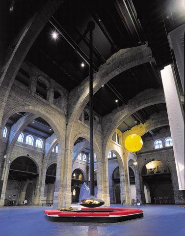 Museum of Contemporary Art (Bordeaux 1996)